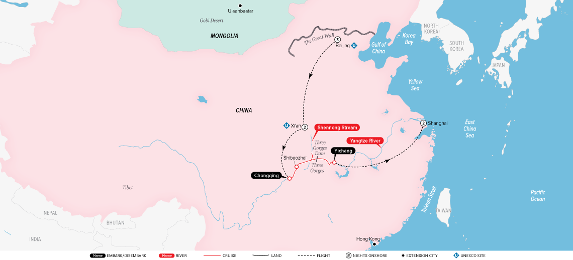 highlights-of-china-&-the-yangtze-map