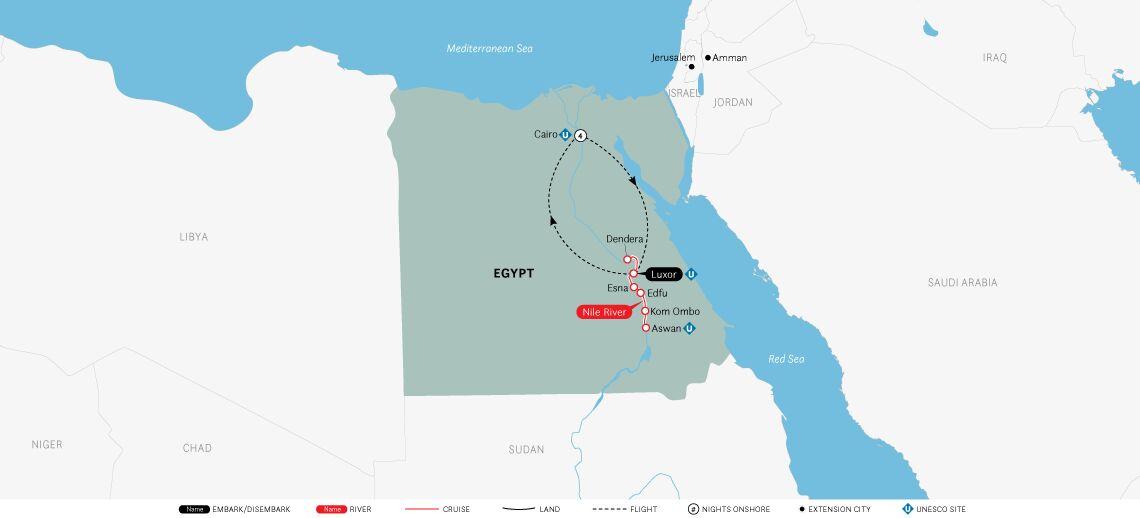 splendors-of-egypt-&-the-nile-(2020)-map