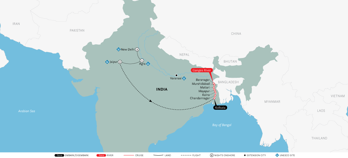 india's-golden-triangle-&-the-sacred-ganges-(2020)-map