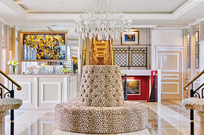 Lobby (River Countess)