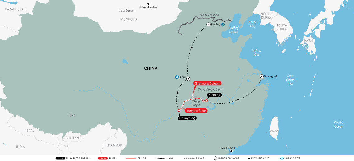 Highlights of China & the Yangtze (2020)